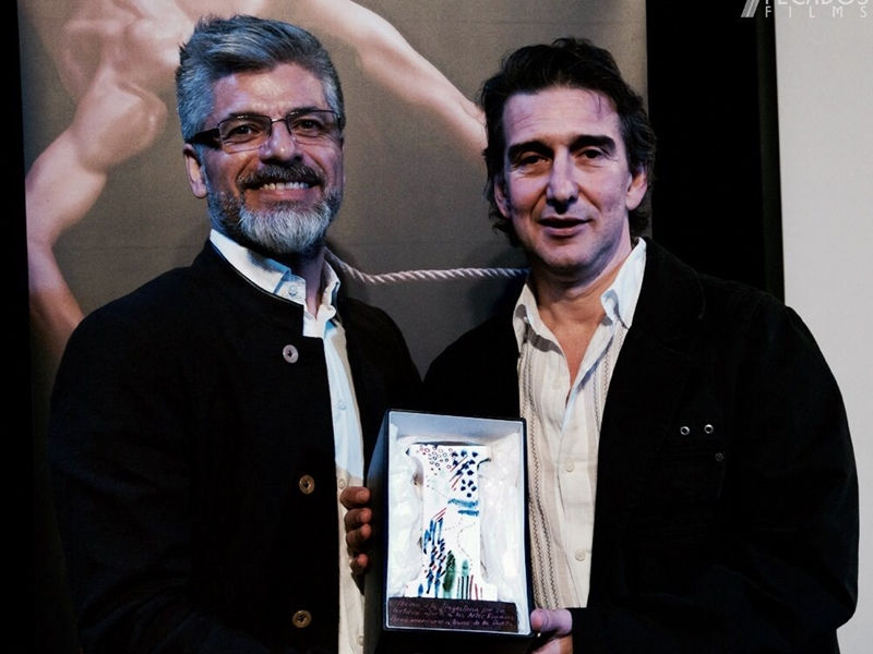 SODRE, National Ballet of Uruguay Director, 2nd. Prize Iberae. <br>Colegio Mayor Argentino, Madrid.